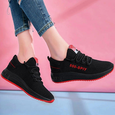 Women Light Breathable Mesh Shoes