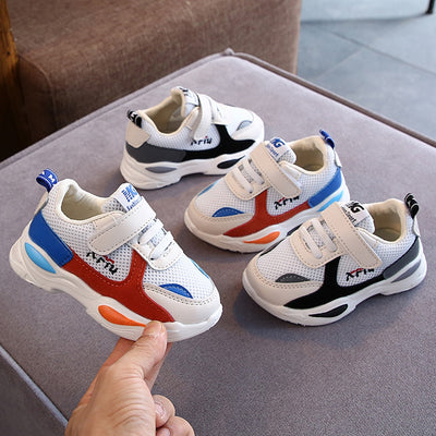 Spring Autumn Children Casual Shoes Toddler Infant Kids Baby Boys Girls Mesh Breathable Sport Running Shoes Sneakers Kids Shoes