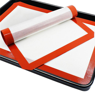 Durable Silicone Baking Mat Non-Stick Cookies Sheet