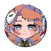 Anime Demon Slayer Badge