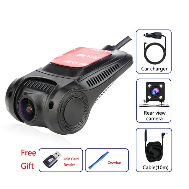 Dash Cam Sony WiFi 1080P Car DVR