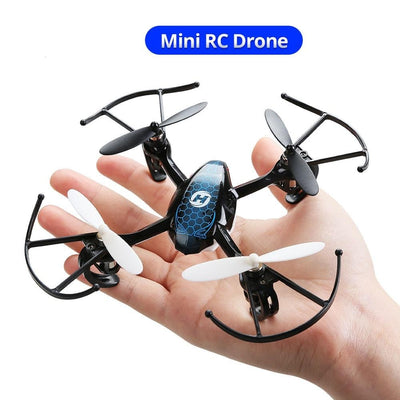 Mini RC Drone Helicopter 3 Speed Mode Wind-resistant Drone