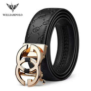 Designer Leather Mens belt