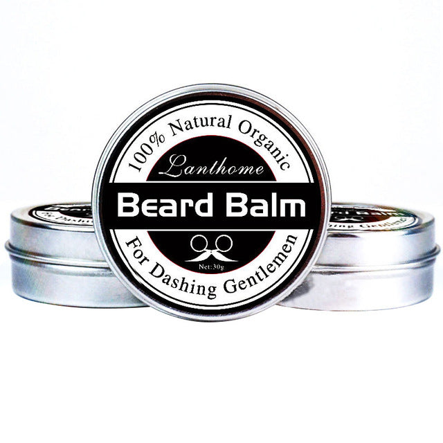 Professional Beard Balm Natural Oil Conditioner Beard Care
