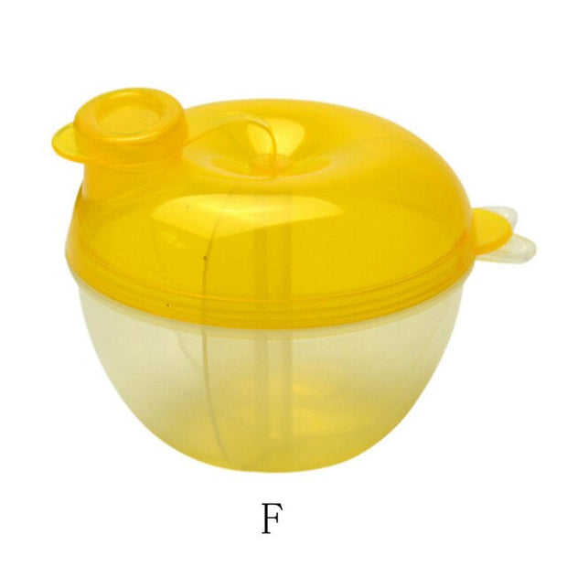 ARLONEET Portable milk powder formula baby food container storage box for children baby boy travel bottle  for baby care 2020Jan