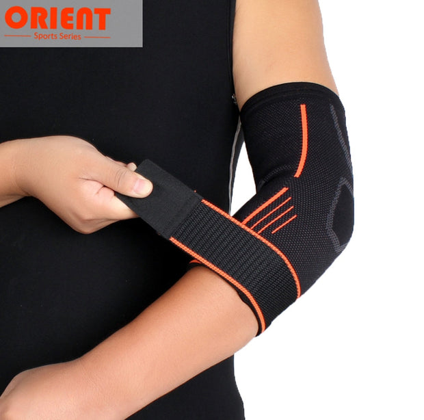 Outdoor Sports Elbow Support Brace Pad Injury