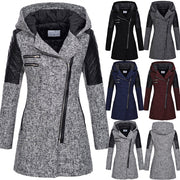 winter coat women Warm Slim Jacket Thick Overcoat Winter Outwear Zipper high quality Coat manteau femme abrigo mujer