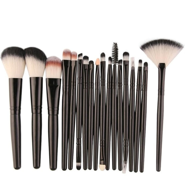 18pcs/set Makeup Brushes Kit