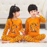 Baby Infant Clothes Animal Cartoon Pajama Sets