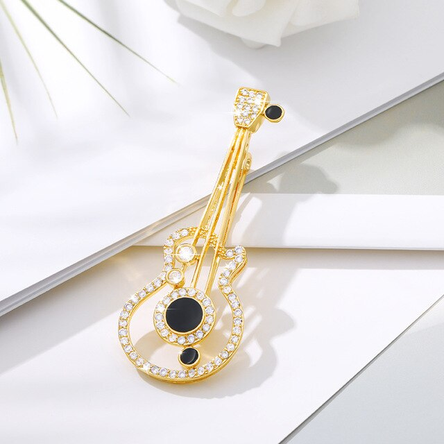 Guitar Pins Women
