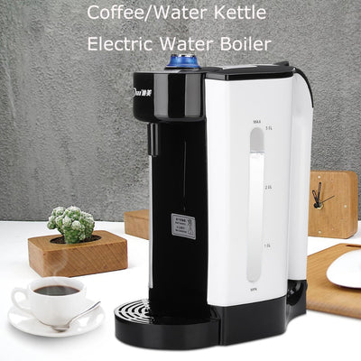 3L Electric Water Boiler Instant Heating Electric Kettle