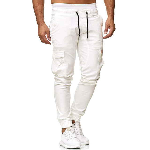 Hip Hip Streetwear Men's Joggers Pants