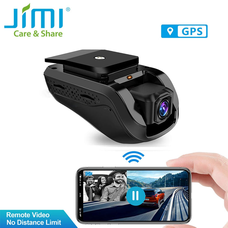 3G Vehicle Track+Dash Cam with live stream