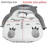Super Warm Cartoon Cute Thicken Bed