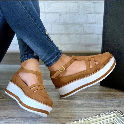 Women Flat Summer Vulcanized shoes Solid Color