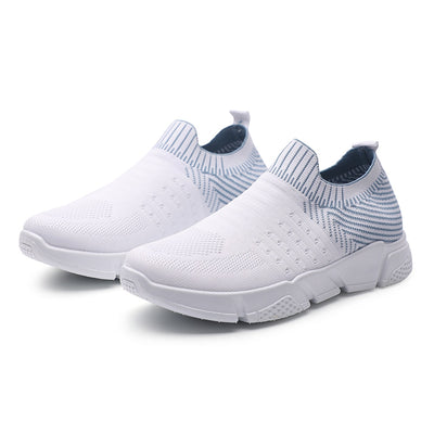 Women Casual Mesh Breathable Walking Shoes