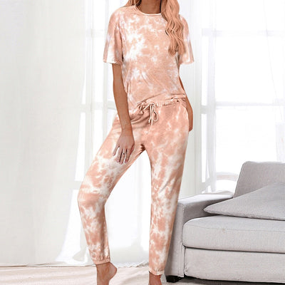 Two Pieces Sets For Women Homewear Sleepwear