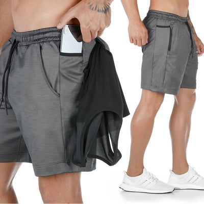 Men Quick Drying Beach Shorts