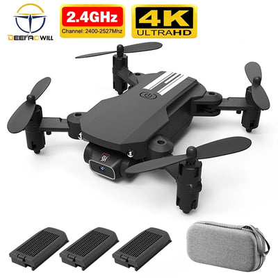 RC Drone 4K HD Wide Angle Camera