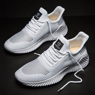 MWSC Breathable Casual Shoes For Men