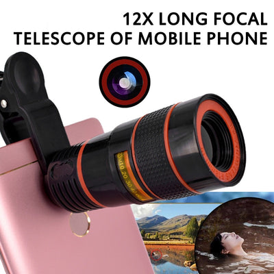 Telescope Lens For IPhone