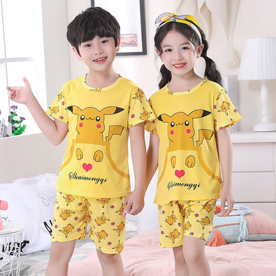 Sleepwear Cartoon Baby Nightwear