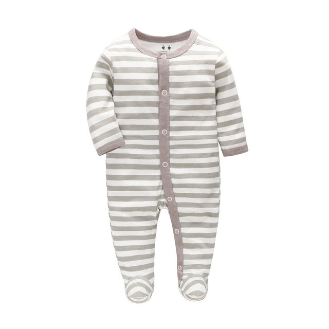 Breathable Baby Romper