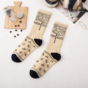 Adult Man Woman Crew TS Socks