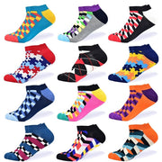 Men's Latest Design Boat Socks Short