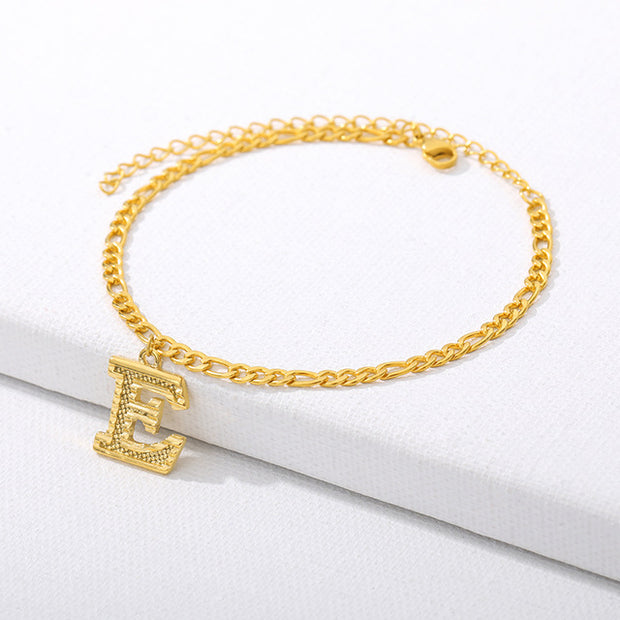 Gold color Anklets Bracelets For Women