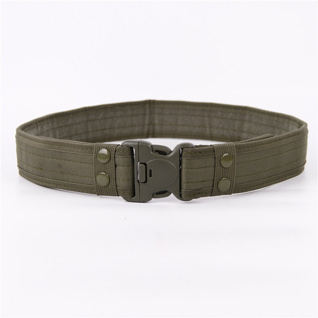 New Army Style Combat Belts