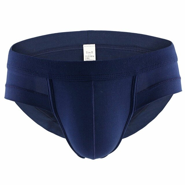 Breathable Briefs Underpants Male