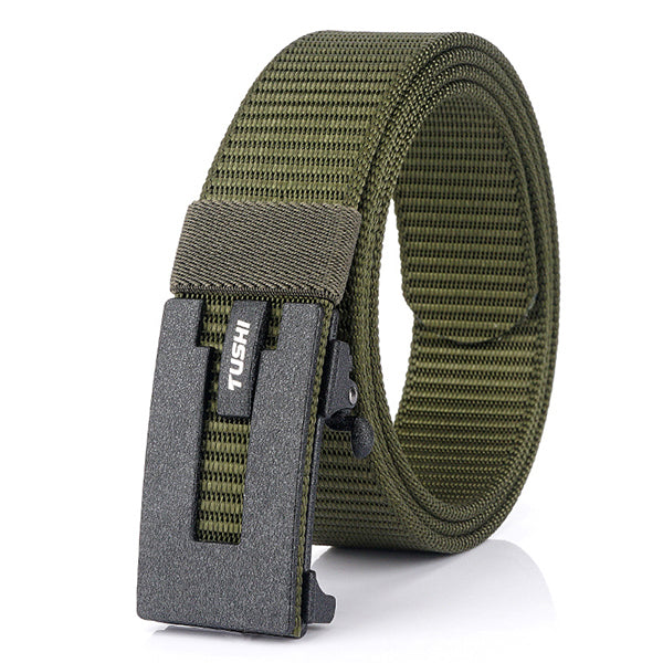 Male High Quality Nylon Belt
