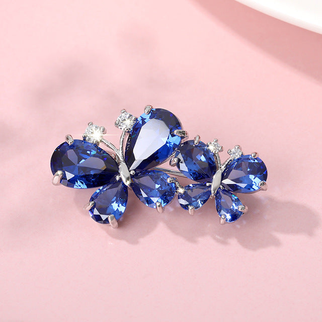 Butterfly Brooches For Women