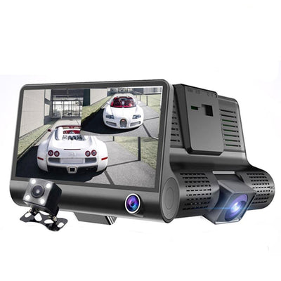 170 Degree Dash Cam Rear View