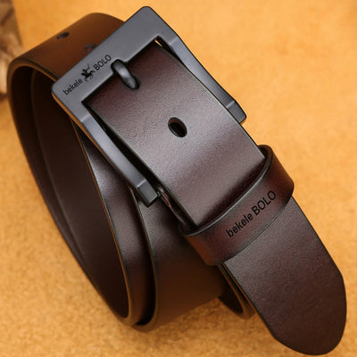 Man high quality belt
