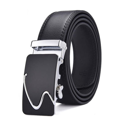 Men Belt Male Genuine Leather Belt