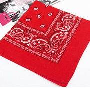 Unisex Vintage Women Men Head Wrap