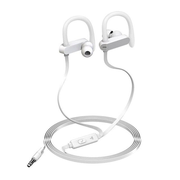 4 Types Ear Hook Earphones