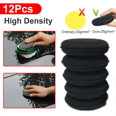 New 12Pcs Cleaning Detailing Pads