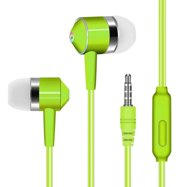 Multi-color In-ear Headset