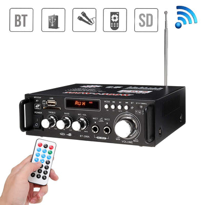 600W Home Amplifiers Audio bluetooth Amplifier