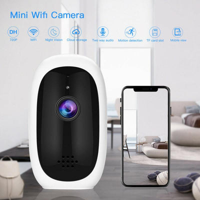 Home Camera 720p Wireless System Baby Monitor Night Vision