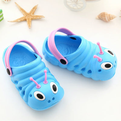 2020 Summer Sandals Toddler Baby Boys Girls Cute Cartoon Beach Sandals Slippers Flip Shoes Kids Shoes calzado infantil#J7