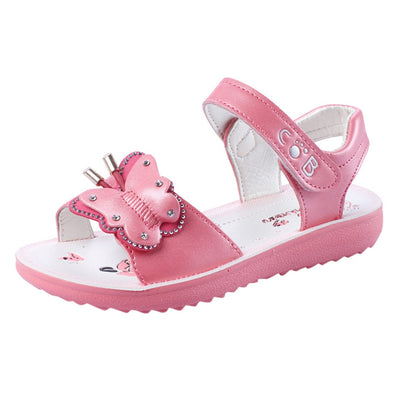 Summer Kids Bohemian Casual Butterfly Sandals