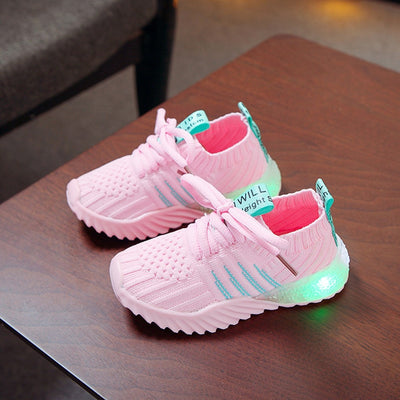 Kids Sport Run Sneakers Shoes