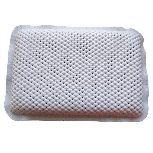 Luxury Bath Spa Pillow Cushioned Spongy Relaxing Bathtub Cushion 8 Suction Cups Soft Bathroom Comfortable Pillow Accessories