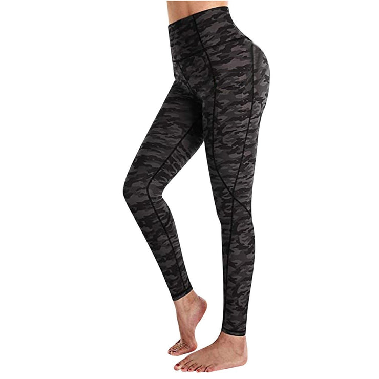 38# Women Fitness Legging Mujer Sexy Push Up High Waist Leggins Activewear Gym Seamless Leggings Stretch Sports Pants Trouser