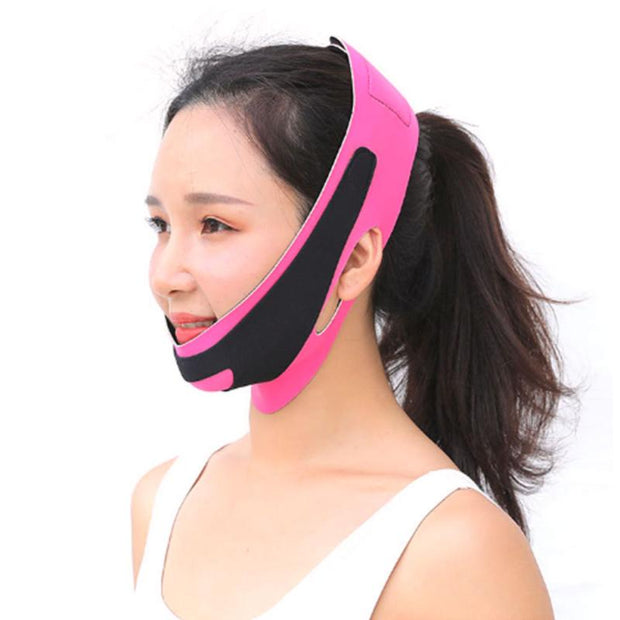 Face Slim V-Line Lift Up Cheek Chin Neck Slimming Thin Belt Strap Beauty Delicate Physical Facial Lifting Tool Slimming Bandage