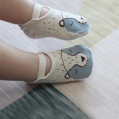 Socks & Leg Warme Baby Socks Floor Non-slip Cotton Cartoon Doll Socks Baby Toddlers'shoes And Socks Baby Girl Baby Boy Soft Sock
